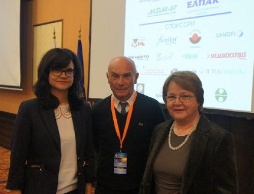 Председателят на Европейското дружество по физикална и рехабилитационна медицина пред Здравен навигатор